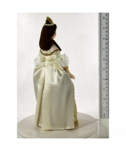 Art Doll Cinderella fairy tale character costume based on the French fashion